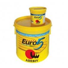 Гипоалергенный реактивный двухкомпонентный клей ADESIV EURO 5