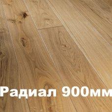 Крупноформатный штучный паркет Радиал 900 мм