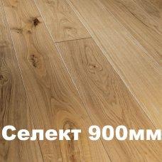 Крупноформатный штучный паркет сорта селект 900 мм