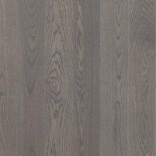 Паркетная доска Floorwood Ash Madison premium gray matt 1s однополосный
