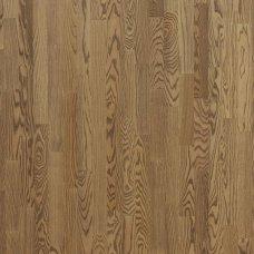 Паркетная доска Floorwood Ash Madison beige 3s трехполосный
