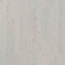 Паркетная доска Floorwood Oak Orlando milk matt 3s трехполосный