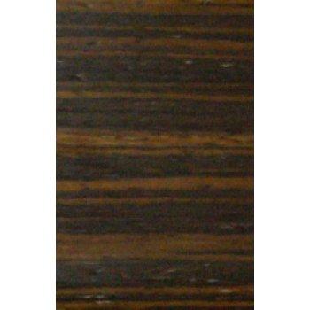 Шпонированный плинтус Burkle Венге Strip