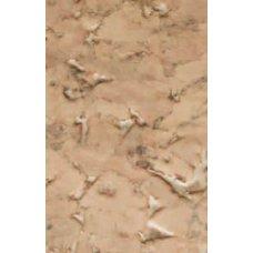 Шпонированный плинтус Burkle Пробка кремовая
