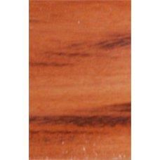 Шпонированный плинтус Burkle Тайгервуд (тигровое дерево)