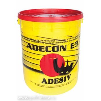 Однокомпонентный универсальный воднодисперсионный клей ADECON E3 ( 25 кг)
