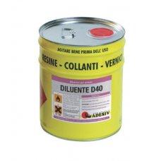 Растворитель Diluente D40/D21