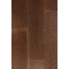 Дуб Мадейра коричневый браш планк паркетная доска Arden Parkett