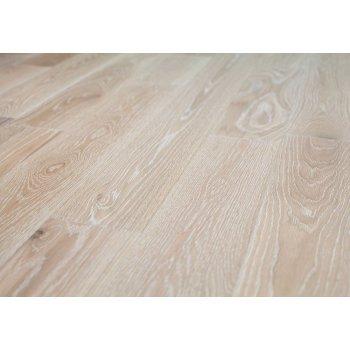 Массивная доска Magestik floor Классик Дуб Бавария (браш)