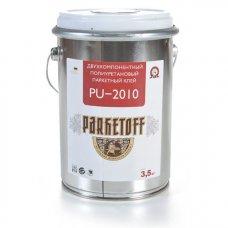 Клей полиуретановый Parketoff PU-2010 (3.5 кг)